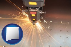 new-mexico a laser cutting tool