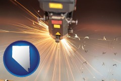 nevada a laser cutting tool