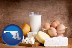 maryland dairy products
