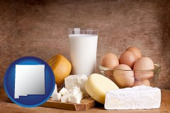 new-mexico dairy products
