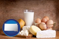 south-dakota dairy products