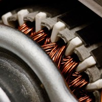 electric motor internals