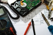 electronic devices, tools, and supplies