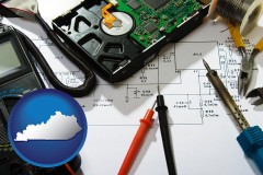 kentucky electronic devices, tools, and supplies