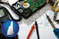 new-hampshire electronic devices, tools, and supplies