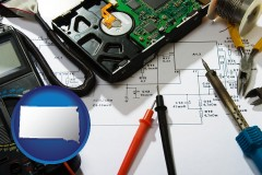 south-dakota electronic devices, tools, and supplies