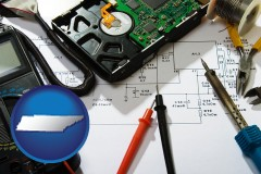 tennessee electronic devices, tools, and supplies