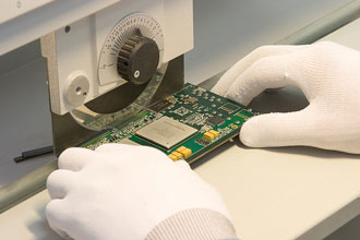 electronic circuit board manufacturing