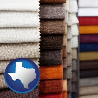 texas upholstery fabric samples