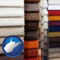west-virginia upholstery fabric samples