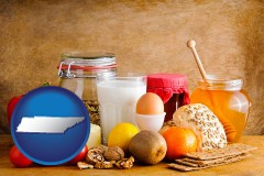 tennessee healthy foods