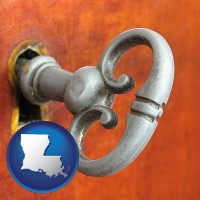 louisiana an antique furniture key
