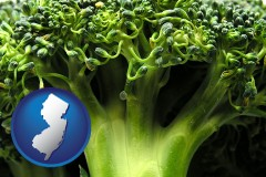 new-jersey fresh broccoli