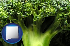 new-mexico fresh broccoli