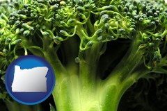 oregon fresh broccoli