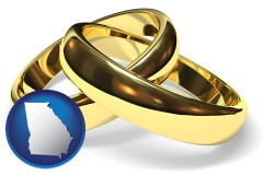 georgia wedding rings