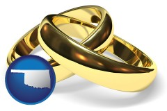 oklahoma wedding rings
