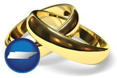 tennessee wedding rings