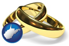 west-virginia wedding rings
