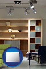 colorado ceiling lights and track lighting
