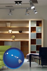 hawaii ceiling lights and track lighting