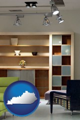 kentucky ceiling lights and track lighting