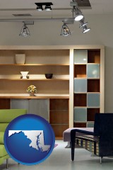 maryland ceiling lights and track lighting