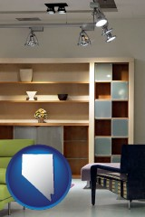 nevada ceiling lights and track lighting