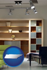 tennessee ceiling lights and track lighting