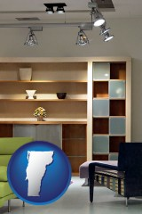 vermont ceiling lights and track lighting