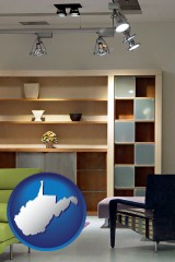 west-virginia ceiling lights and track lighting