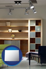 wyoming ceiling lights and track lighting
