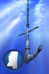 mississippi a marine anchor