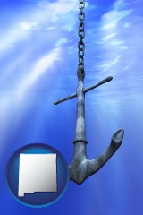 new-mexico a marine anchor