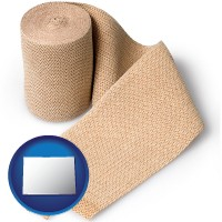colorado a medical bandage