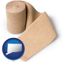 connecticut a medical bandage