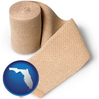 florida a medical bandage