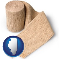 illinois a medical bandage
