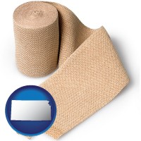 kansas a medical bandage