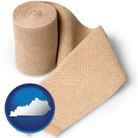 kentucky a medical bandage
