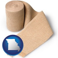 missouri a medical bandage