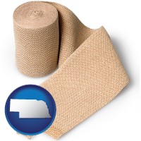 nebraska a medical bandage