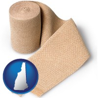 new-hampshire a medical bandage