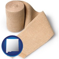 new-mexico a medical bandage