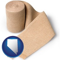 nevada a medical bandage