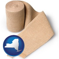 new-york a medical bandage