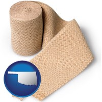 oklahoma a medical bandage