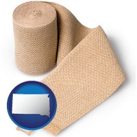 south-dakota a medical bandage