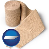 tennessee a medical bandage