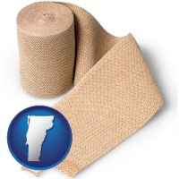 vermont a medical bandage